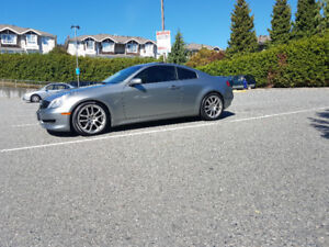 2006 INFINITI SPORT G35 2DR COUPE, CANADIAN CAR, NO ACCIDENTS