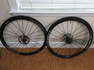 Shimano RX31 road wheel set (disk brake only)