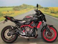 Yamaha MT-07 Moto Cage 2015