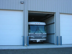 Quality Heated RV & Mini Storage Facility - Campbell River, BC Campbell River Comox Valley Area image 4