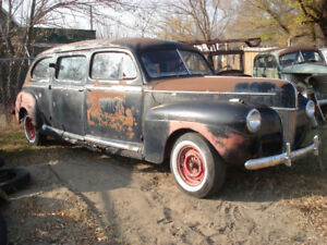 1941 Ford Hearse