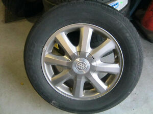 OEM Buick Allure rims and tires Stratford Kitchener Area image 5