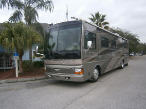 fleetwood discovery 39 pieds 2004 diesel