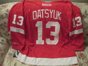 2002-2007 Detroit Red Wings Pavel Datsyuk CCM 550 jersey