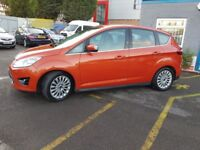 Ford Grand C-Max 1.6 TI-VCT TITANIUM 125PS (red) 2011