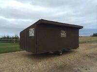 16X 8 shed