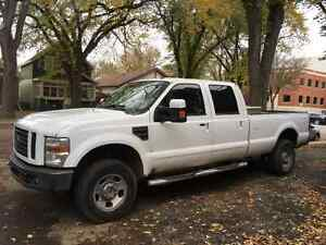 2009 Ford F-350 Super Duty Long Box