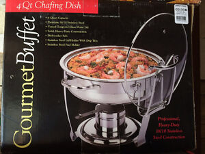 2 - Chafing Dish - New in box