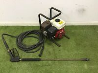Honda GX120 4HP interpump pressure washer / jet wash