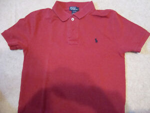 Polo Collared T-Shirt