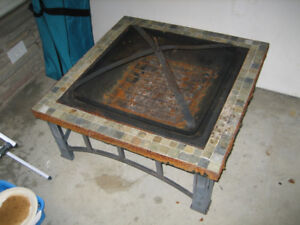 Gently Used Fire Pit