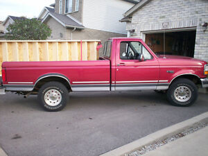 WANTED : Ford Pickup Truck 1992 to 1996 for parts Cambridge Kitchener Area image 2