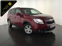 2013 CHEVROLET ORLANDO LT VCDI DIESEL AUTOMATIC 7 SEATS 1 OWNER FINANCE PX