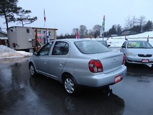 2000 Toyota Echo Sedan E-TESTED & CERT Kitchener / Waterloo Kitchener Area image 8