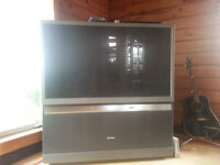 Toshiba 57 Inch TV Model Number 57HDX82