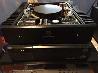 Linn Klout power amp early serial no