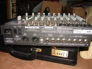 Vintage-MACKIE 1202-VLZ PRO MIC/LINE MIXER  PRE. XDR MIC PREAMPS Strathcona County Edmonton Area image 2