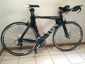 Cervelo P2 À Vendre / For Sale - 2016 Comme Neuf/As New