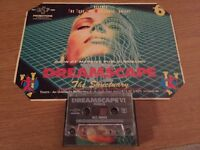 Dreamscape 6 DJ RAMOS cassette/event flyer 1993 hardcore Rave