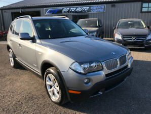 2010 BMW X3 28i xDrive SUV - Leather, panoramic roof