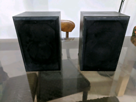 Gale mini monitor bookshelf speakers 100watts