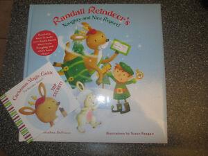 Randall's Reindeers Christmas book, similar to Elf on the Shelf Kitchener / Waterloo Kitchener Area image 1