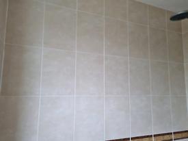 Wall tiles, metropolitan brand, about 5sq mt.