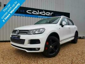image for 2014 14 VOLKSWAGEN TOUAREG 3.0 V6 R-LINE TDI BLUEMOTION TECHNOLOGY 5D 242 BHP DI