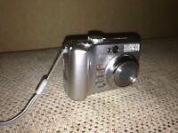 Nikon Coolpix 5900 compact digital camera.