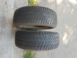 For sale 2- Grand Spirit M+S P185/60R14 82T Winter Tires