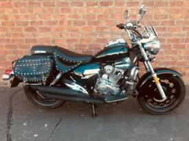 NEW Keeway Superlight SE 125 learner legal, own this bike for only £10.70 a week