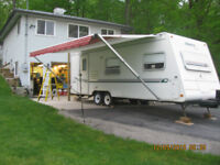 HAVE AN 16 FT AWNING MUST SELL.
