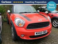 2010 MINI COUNTRYMAN 1.6 One 5dr
