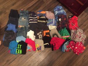 2t&3t clothes