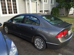 2008 Honda Civic DX Sedan - Low Kilometers! Must See!