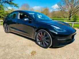 image for 2019 Tesla Model 3 Performance AWD 4dr [Performance Upgrade] Auto SALOON Electri