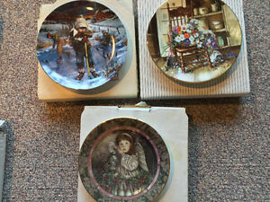 Variety of Knowles & Other Collectible Plates