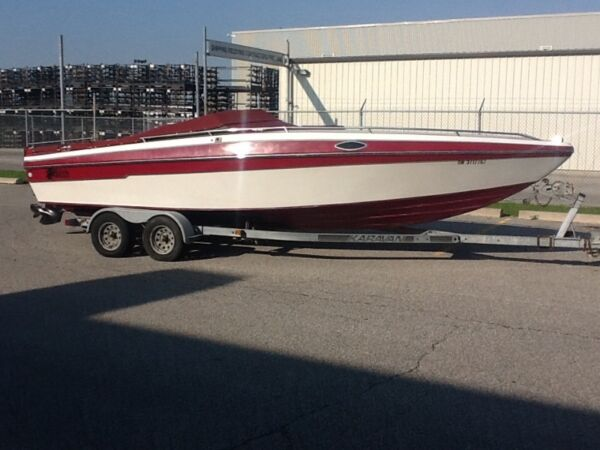 Used 1988 Checkmate Boats 251 convincor