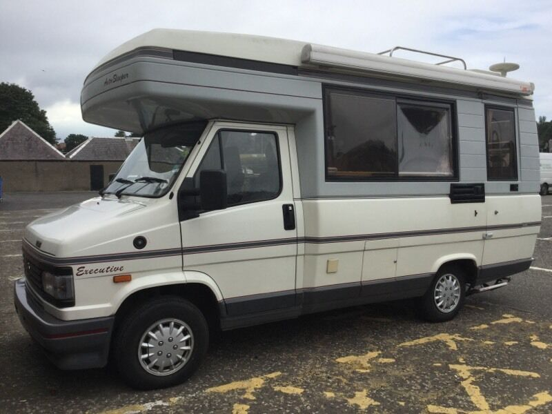 motor home 1992 talbot express peugeot j5 in cupar. Black Bedroom Furniture Sets. Home Design Ideas