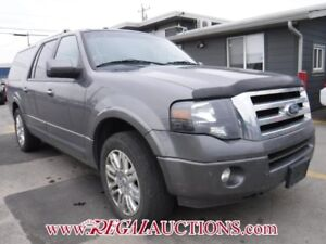 2012 FORD EXPEDITION MAX LIMITED 4D UTILITY LIMITED