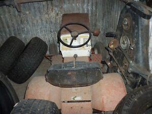 Sears Custom 8M Garden Tractor Belleville Belleville Area image 2