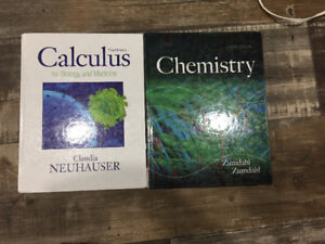 First year applied life science textbooks