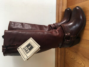 Frye boots tall