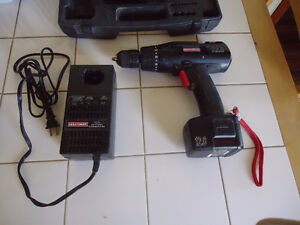 12 volt cordless drill