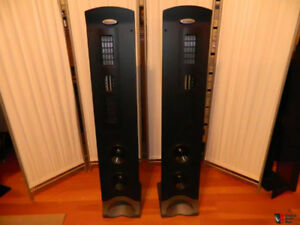 Monsoon FPF 1000 floorstanding speakers excellent condition