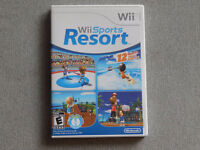 JEU WII SPORTS RESORT