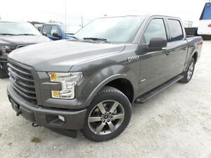 2017 Ford F-150 *DEMO* XLT 2.7L ECO 302A