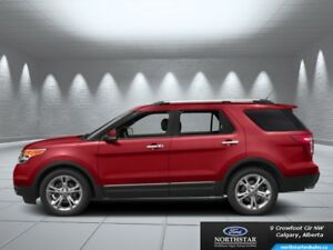 2013 Ford Explorer Limited  - Leather Seats -  Bluetooth - $250.