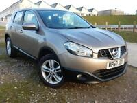 Nissan Qashqai 1.5dCi 2WD Acenta **Finance from £160 a month**