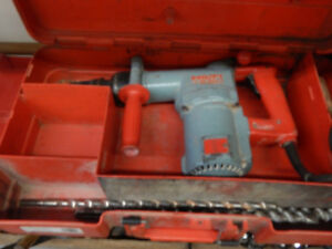 rotary and chipper hammer drills at the 689r tool store